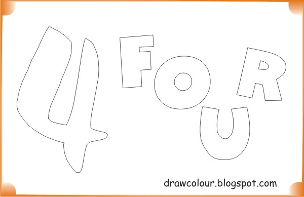 printable-four-coloring-pages