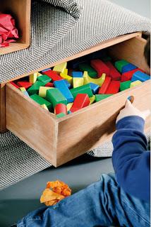 separador contenidor habitacions nens