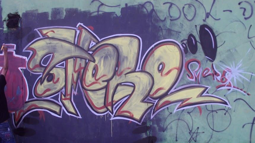 graffiti smero