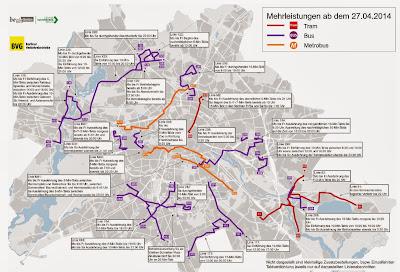 U-Bahn + Straßenbahn + Bus: Land Berlin bestellt mehr Leistung bei der BVG