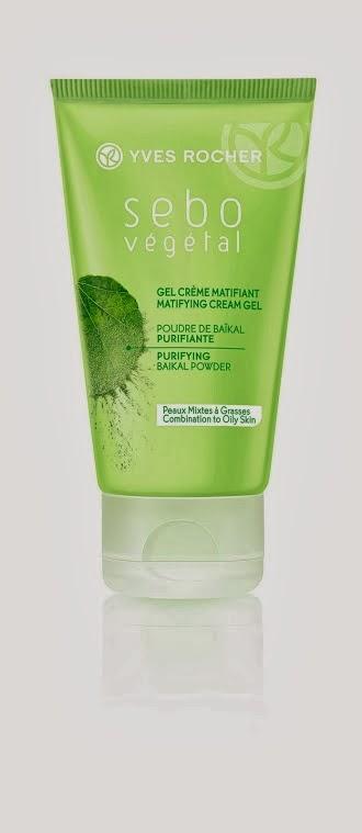 Crema matificante Sebo Végétal de Yves Rocher
