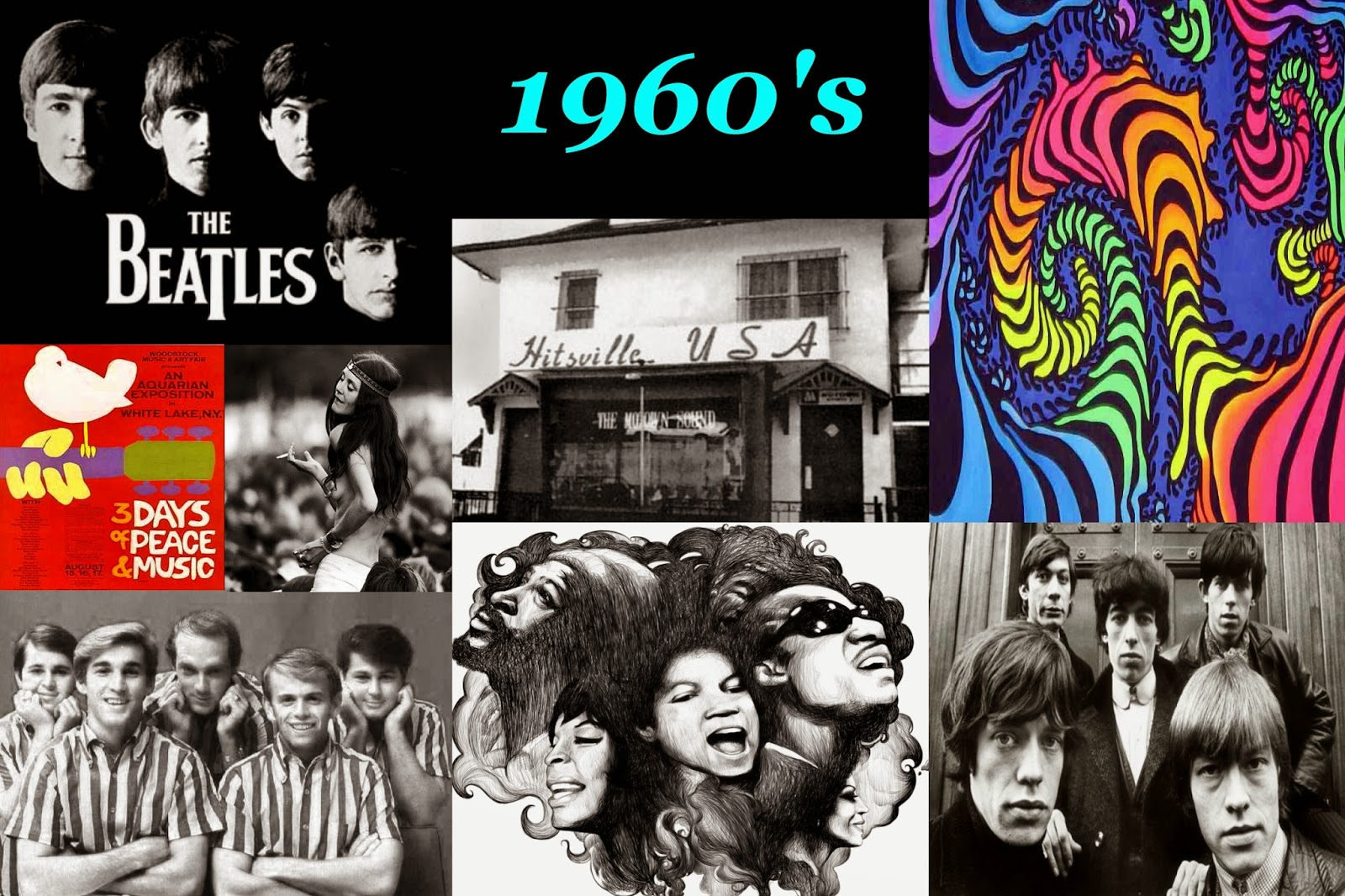 1960's and 1970's classic rock In the mid-1960's john hood, inspired by the rolling stones and their blues influences, commenced a musical journey that continues to this day.