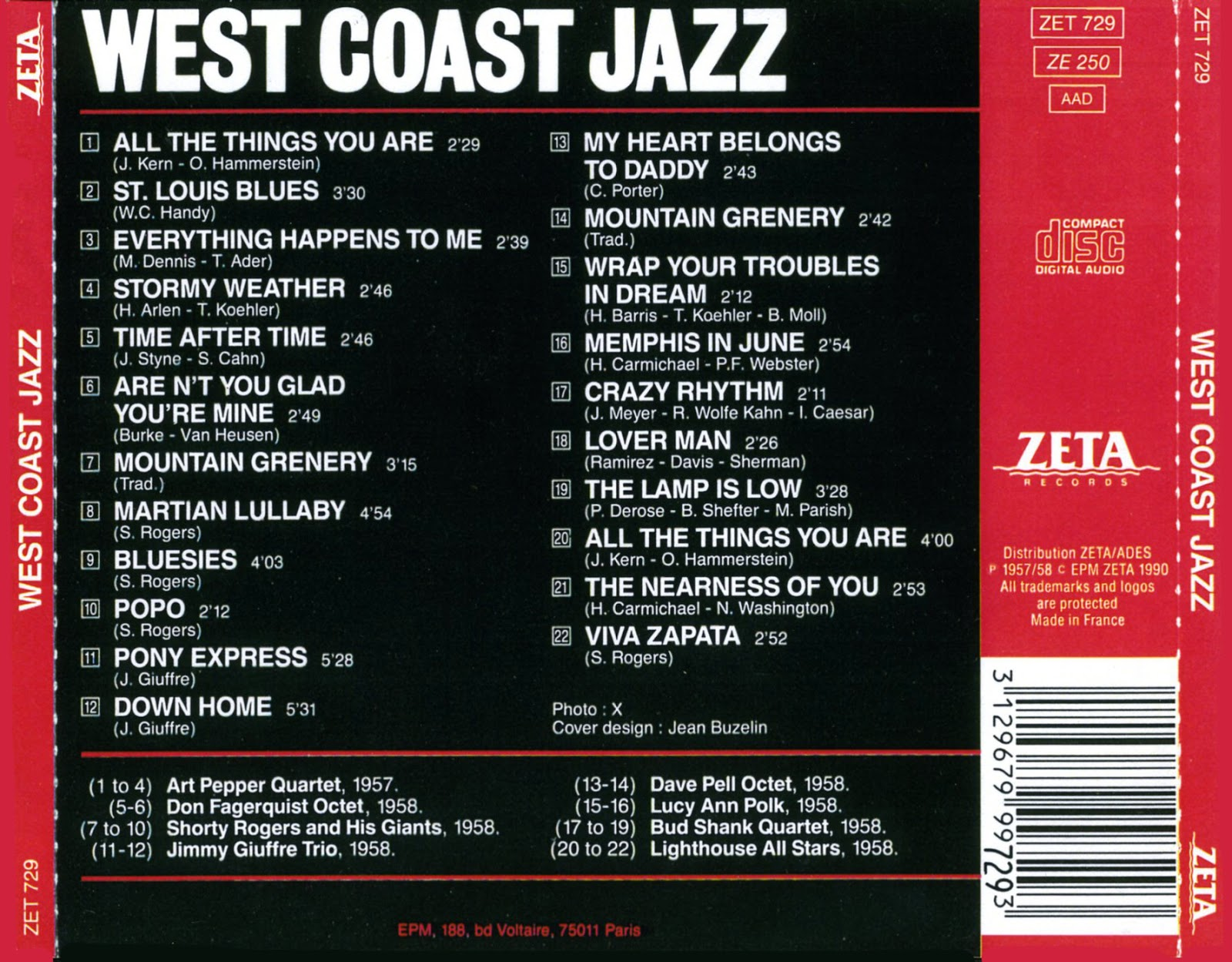 West coast jazz