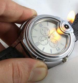 jam tangan korek api murah