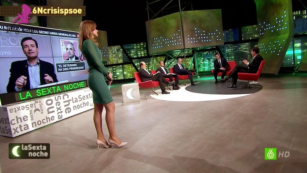 ANDREA ROPERO, LA SEXTA NOCHE (14.02.15)