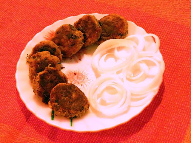 Chicken Shammi Kabab