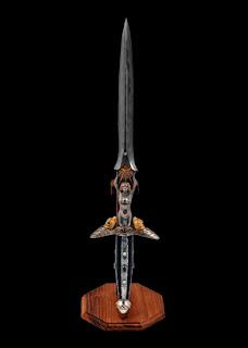Ритуальный нож. Zhertva