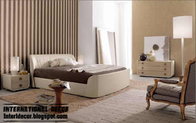 modern Turkish bedroom interior design with Turkish furniture and beige paints