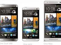 HTC Kenalkan Tiga Produk Baru