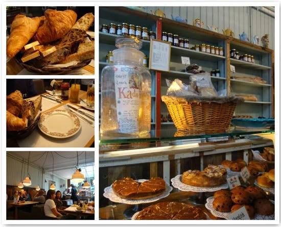 de bakkerswinkel patisserie cafe salon the petit dejeuner amsterdam bons plans adresses photo
