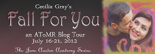 {Review+G!veaway} Fall For You by Cecilia Gray