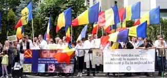 George Alexander — COMUNICAT: MANIFESTAȚIE DE PROTEST la ambasada Finlandei de la Bucureşti
