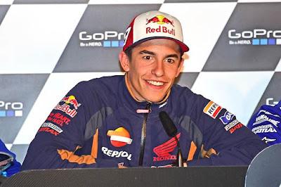 Pilih Lorenzo atau Rossi? Marquez: Saya Tidak Peduli Keduanya!