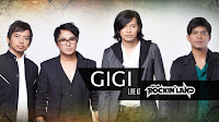 Lirik Dan Kunci Gitar Lagu Gigi - Indonesia