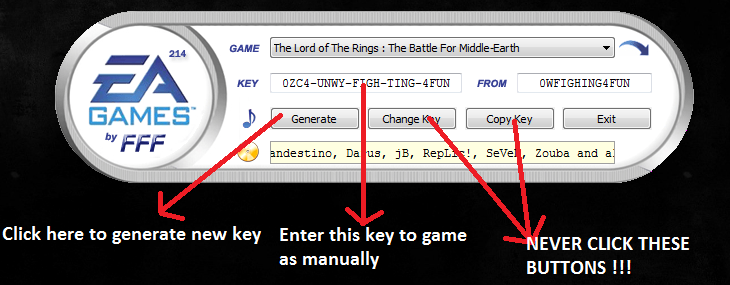 Lotr Bfme 2 Product Key Download for Free (included: bournvita quiz ...