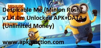 Despicable Me Minion Rush Apk Despicable Me (M...