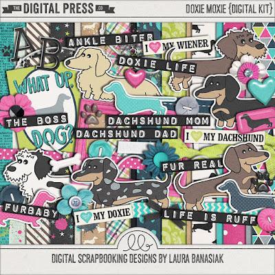 http://shop.thedigitalpress.co/Doxie-Moxie-Digital-Scrapbook.html