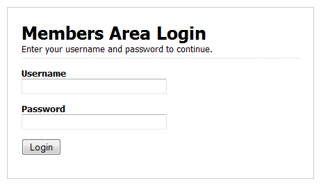 how to make a php login script