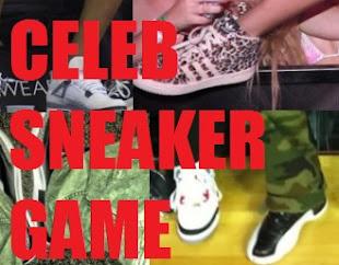 celebsneaker game