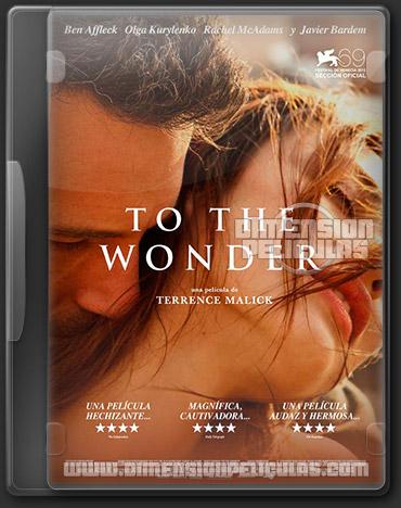To The Wonder (DVDRip Ingles Subtitulada) (2012)