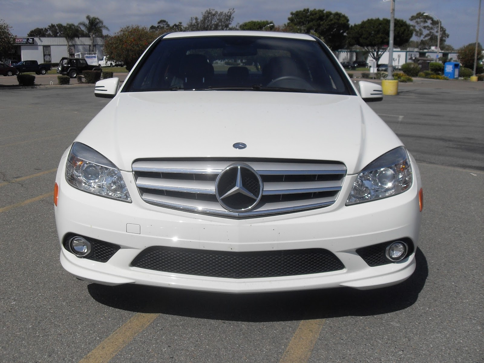 2010 mercedes benz c300 white t tak auto service. Black Bedroom Furniture Sets. Home Design Ideas
