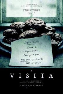 Resenha - Filme A Visita