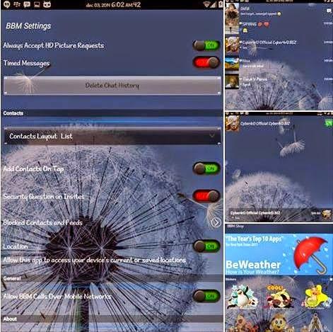 BBM Mod v2.7.0.23 Apk