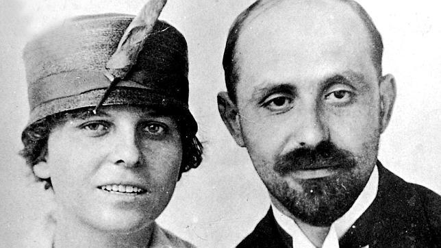Zenobia y J. Ramón Jiménez