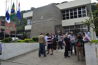 Centro Administrativo Municipal abriga mais de dez secretarias e órgãos municipais