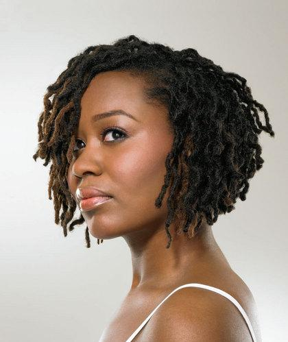Loc's with Style: Cut into a Style for Sisterlocks and Locs