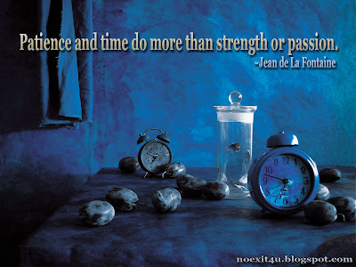 TIME QUOTES WALLPAPER