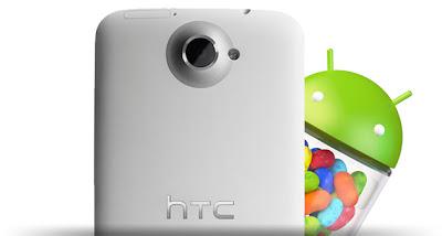 HTC actualizará a Android 4.1 sólo si la RAM es mayor de 512MB