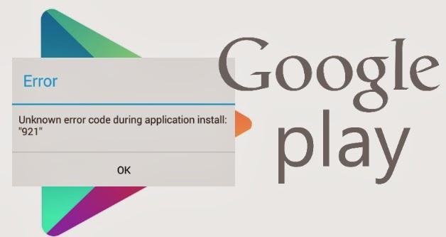 Saiba como solucionar o Erro 921 da Google Play Store