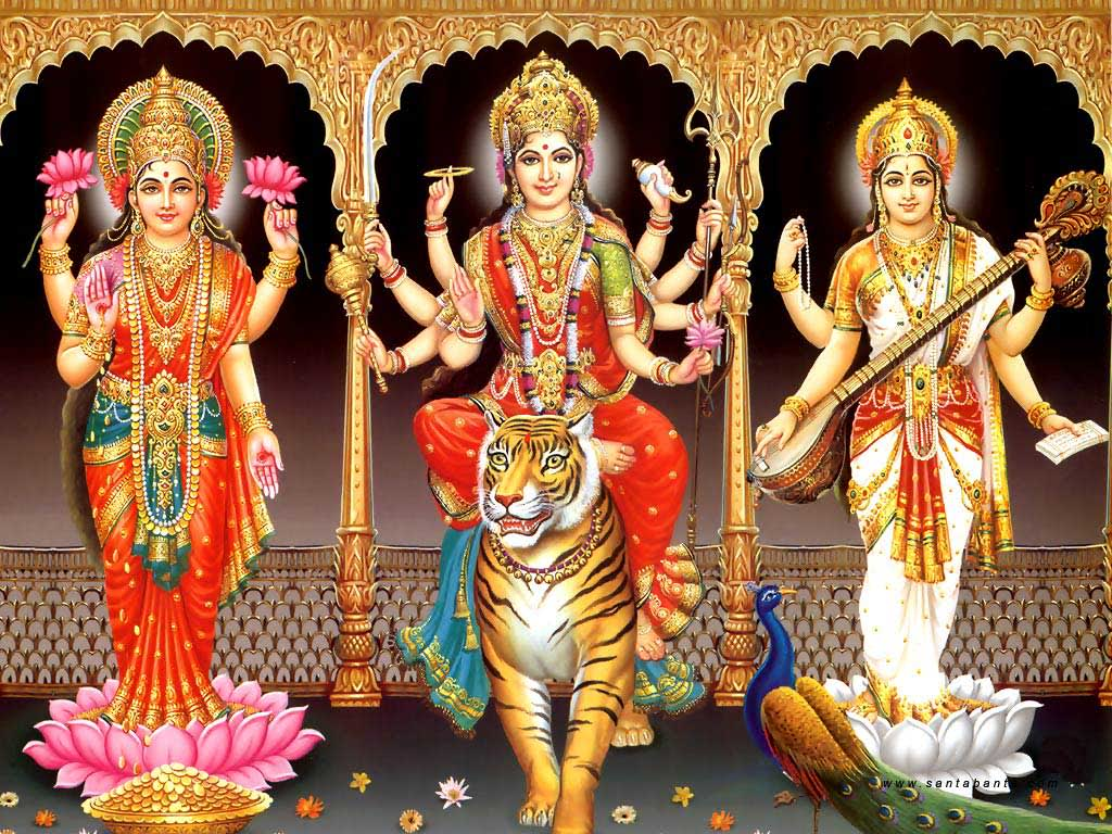 INDIAN GOD WALLPAPERS (GOD WALLPAPERS WORLD WIDE): NAVRATRI ...