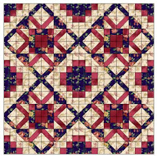 Simple Steps Patterns - Florene Elaine Quilt  $5