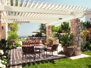Home Designs: New Outdoor Living Room Designs Ideas