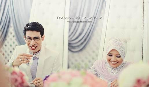 SAH! Ashraf Muslim Memang Telah Bernikah Dua
