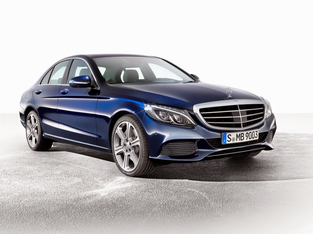 Mercedes-Benz C-Class Information & Image
