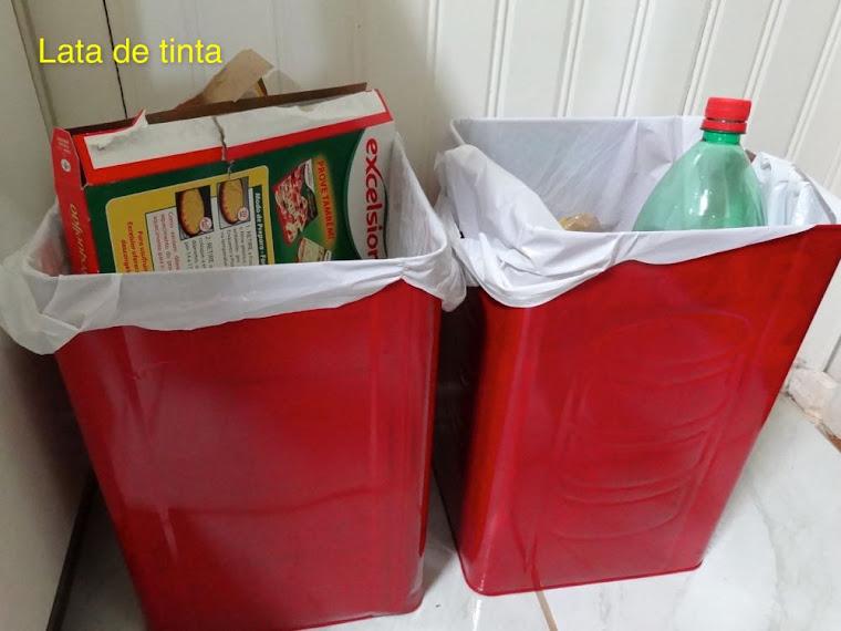 Tu Organizas 10 Lixeiras Criativas E Recicladas