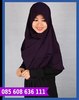 hijab jilbab segi empat