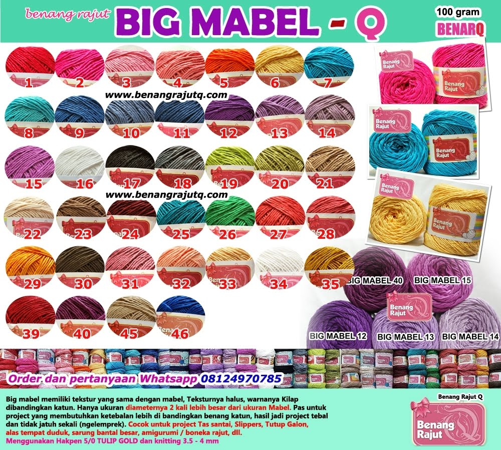 KATALOG BIG MABEL