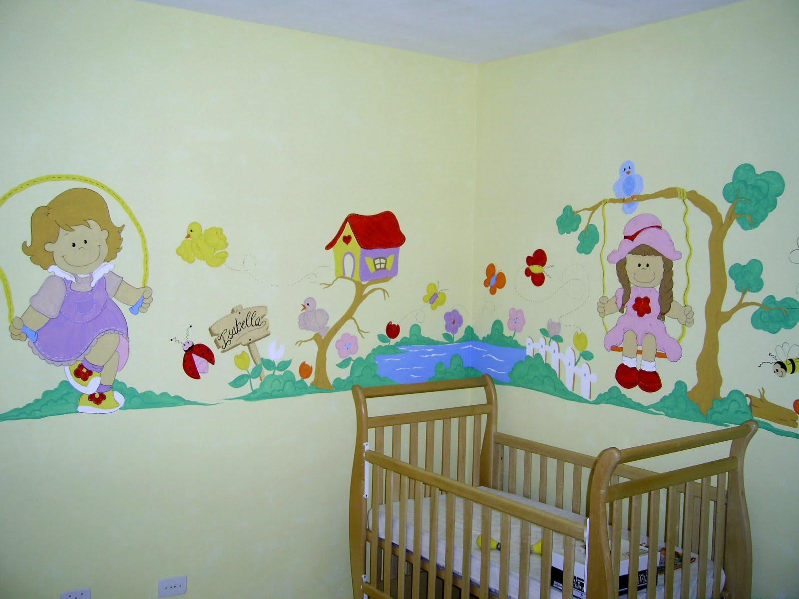 Datoonz.com = Decoracao De Jardim Para Quarto De Bebe ...