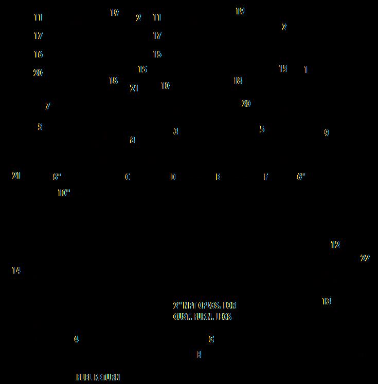 Diesel Engine Diagram Fuel Tank Condensation: Anvil Fire Blog