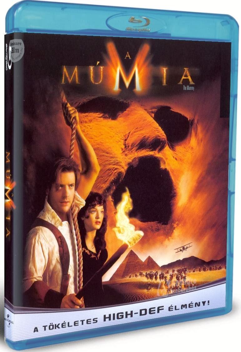 A MÚMIA (1999) BDRIP BLURAY 720P TORRENT DUBLADO