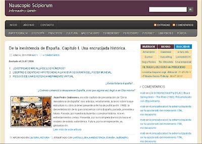 Nauscopio Scipiorum en WordPress.com