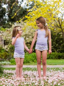 Bluebelle Mädchen Unterwäsche Kollektion 2013