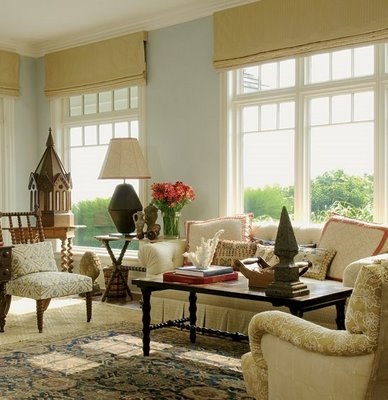 Splendid sass alexa hampton design for Hamptons style window treatments