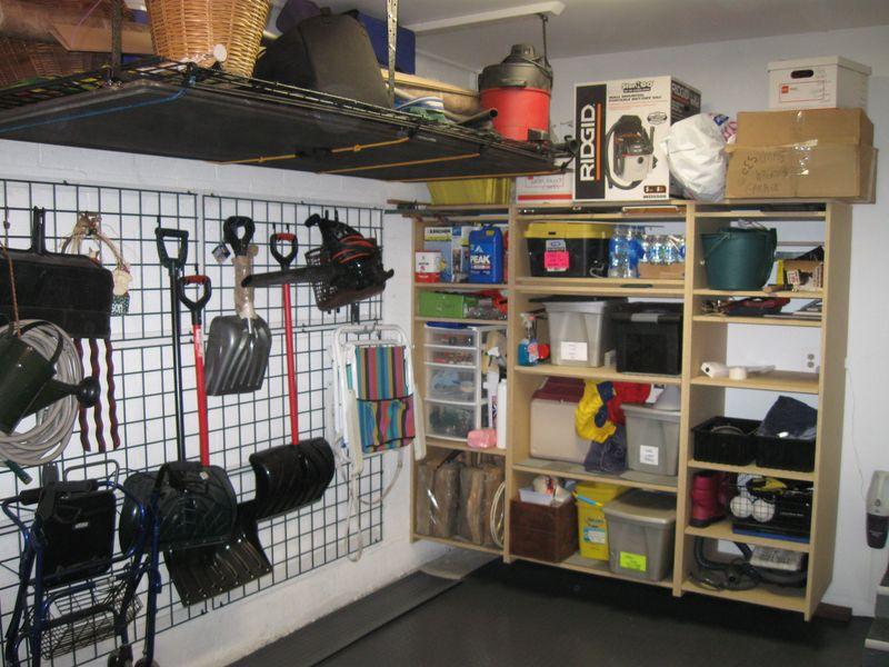 Top 10 Garage Storage Ideas