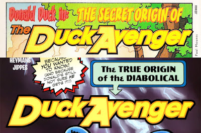 Duck Avenger logo