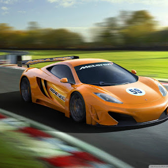 2017 McLaren MP4 12C GT3 wallpaper